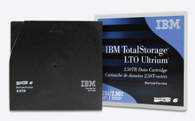 IBM LTO 6 Cartridge